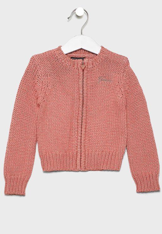 Kids Crew Neck Sweater