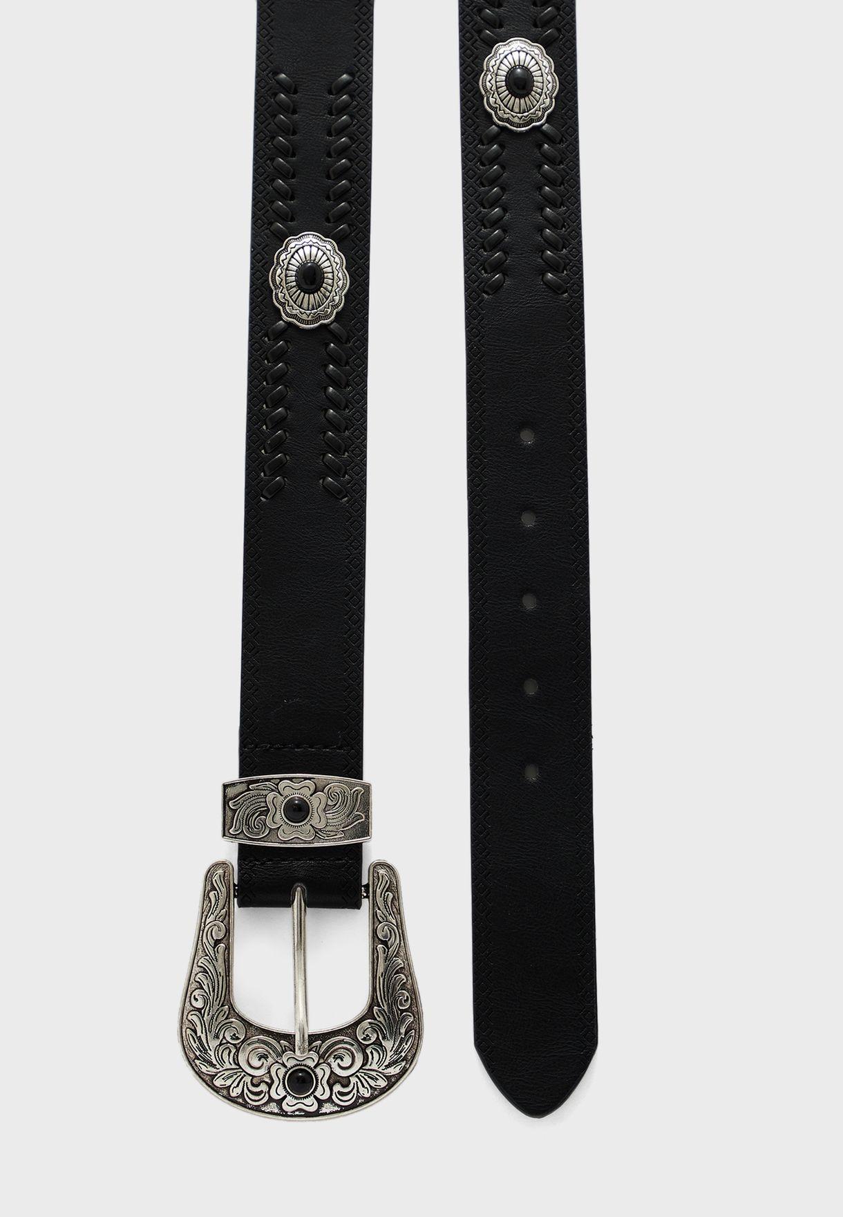 حزام جلد عدد 2