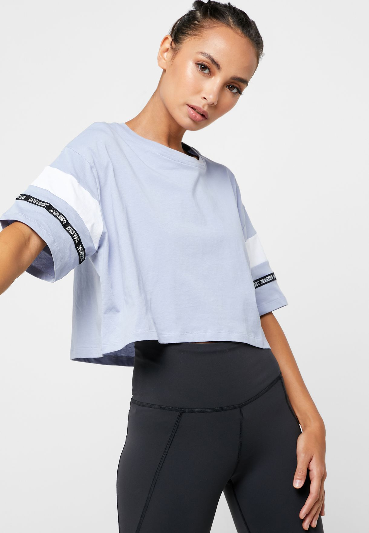 Workout Ready Solid T-Shirt