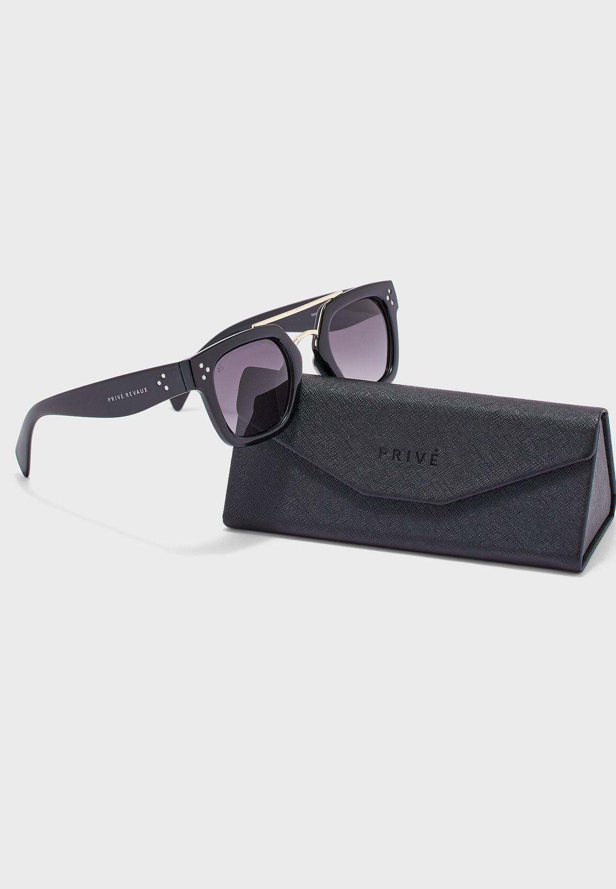 نظارة شمسية عصرية