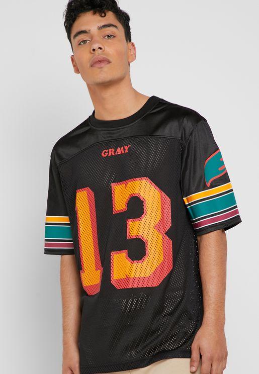 Wild Child Football T-Shirt