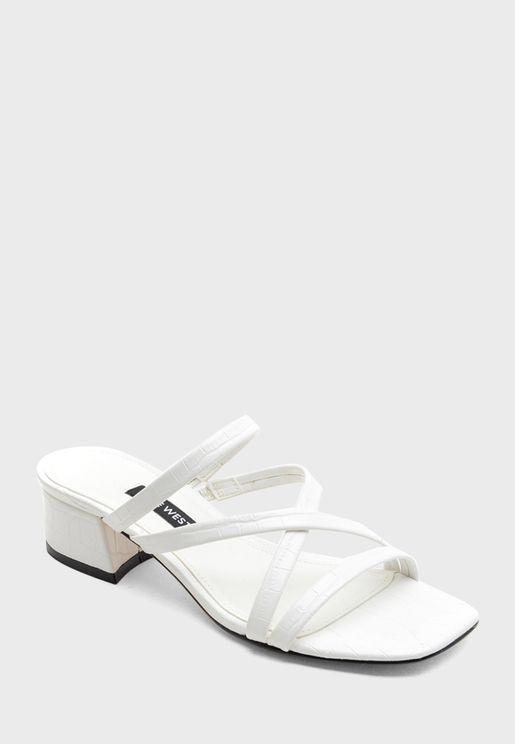 Remy Block Heel Sandals