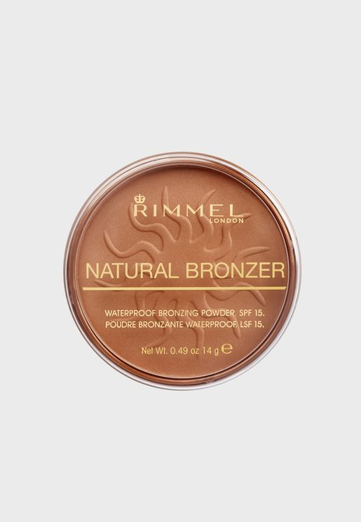Natural Bronzer With Minerals 25 Sun Glow