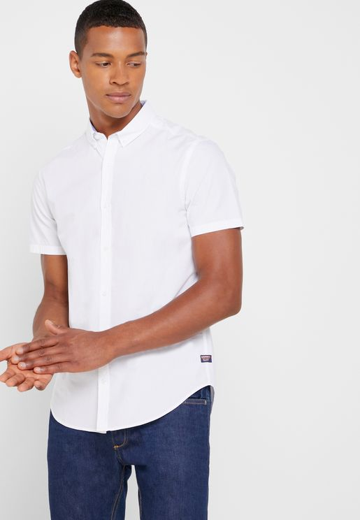 International Poplin Shirt