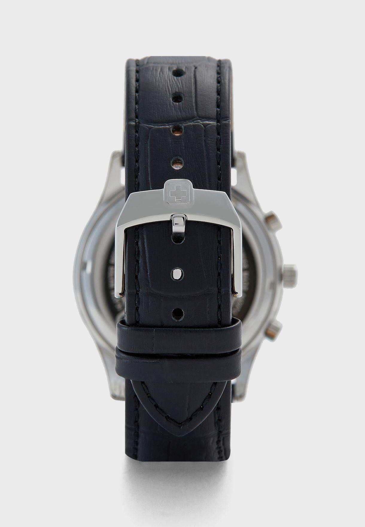 W S6-4187.04.001 Patriot Chronograph Watch