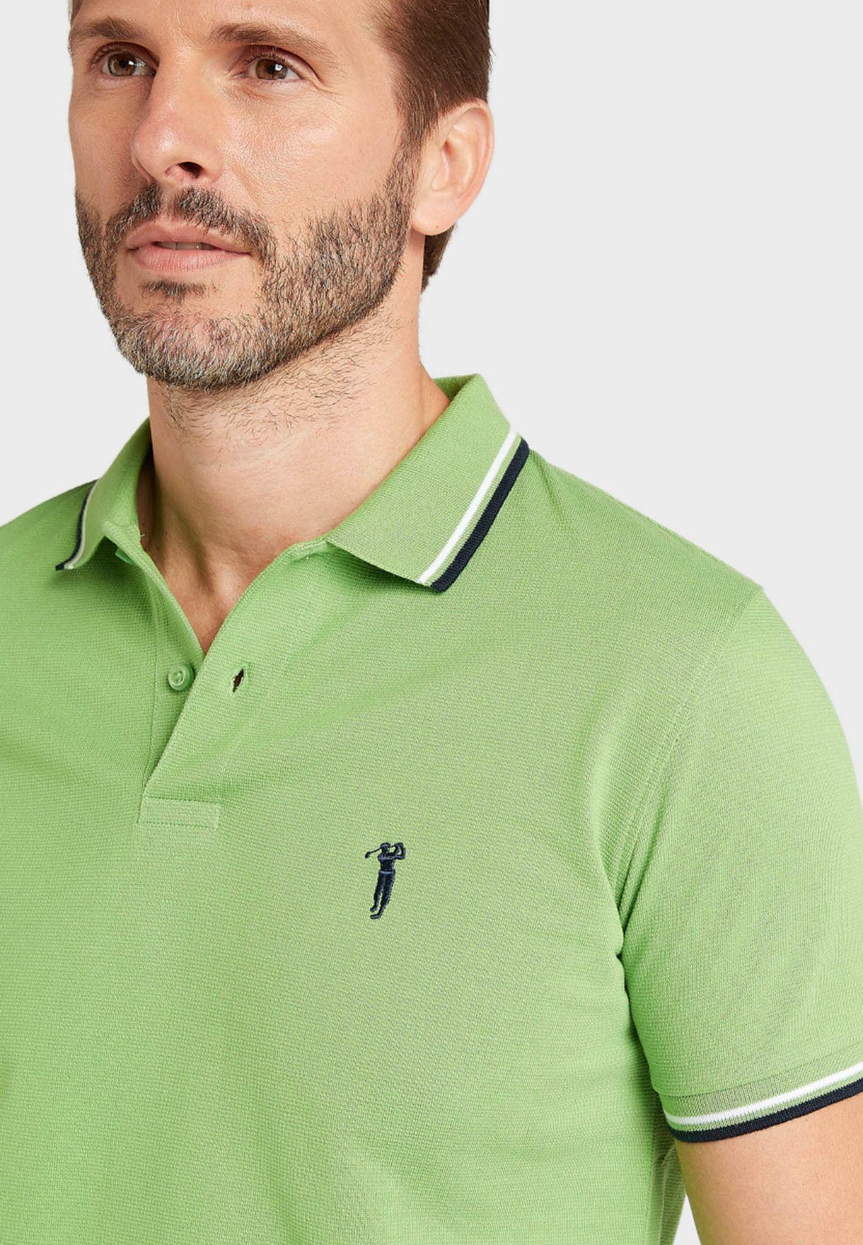Essential Slim Fit Polo