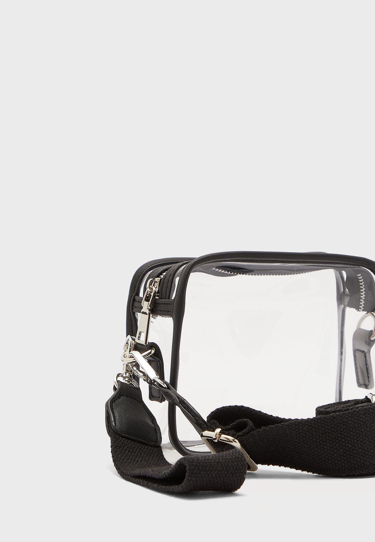 شنطة كاميرا شفافة