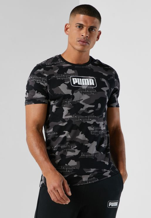 Rebel Camo T-Shirt