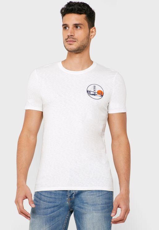 Rory Crew Neck T-Shirt