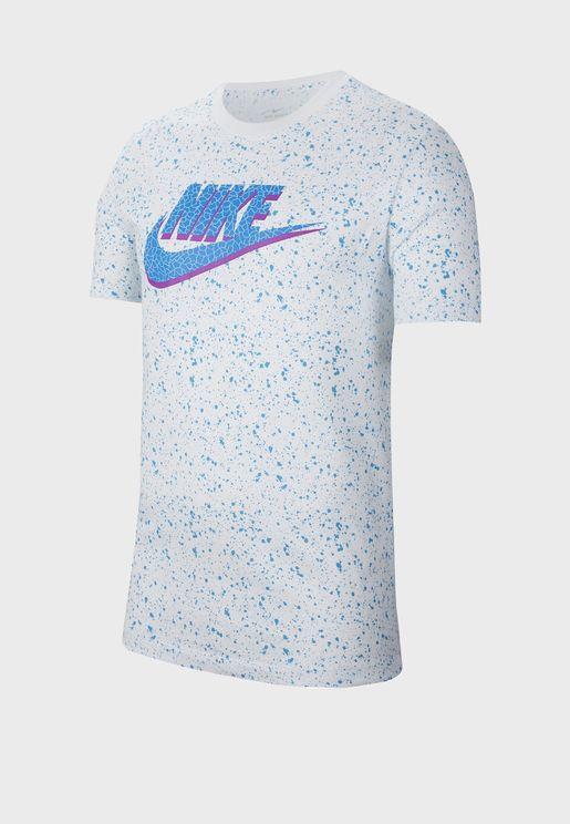 NSW Pack Swoosh Printed T-Shirt