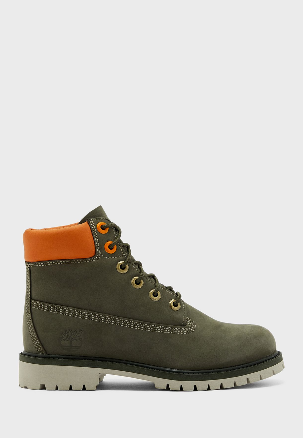 "Youth 6"" Premium WP Boot"