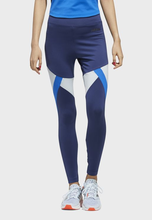 Climacool Colour Block Tights