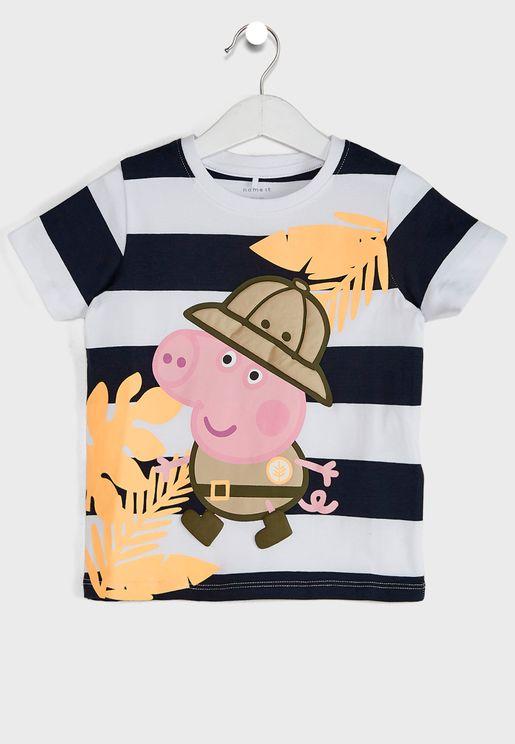 Kids Peppa Pig T-Shirt