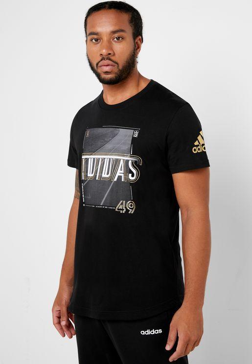 Sport ID Foil T-Shirt