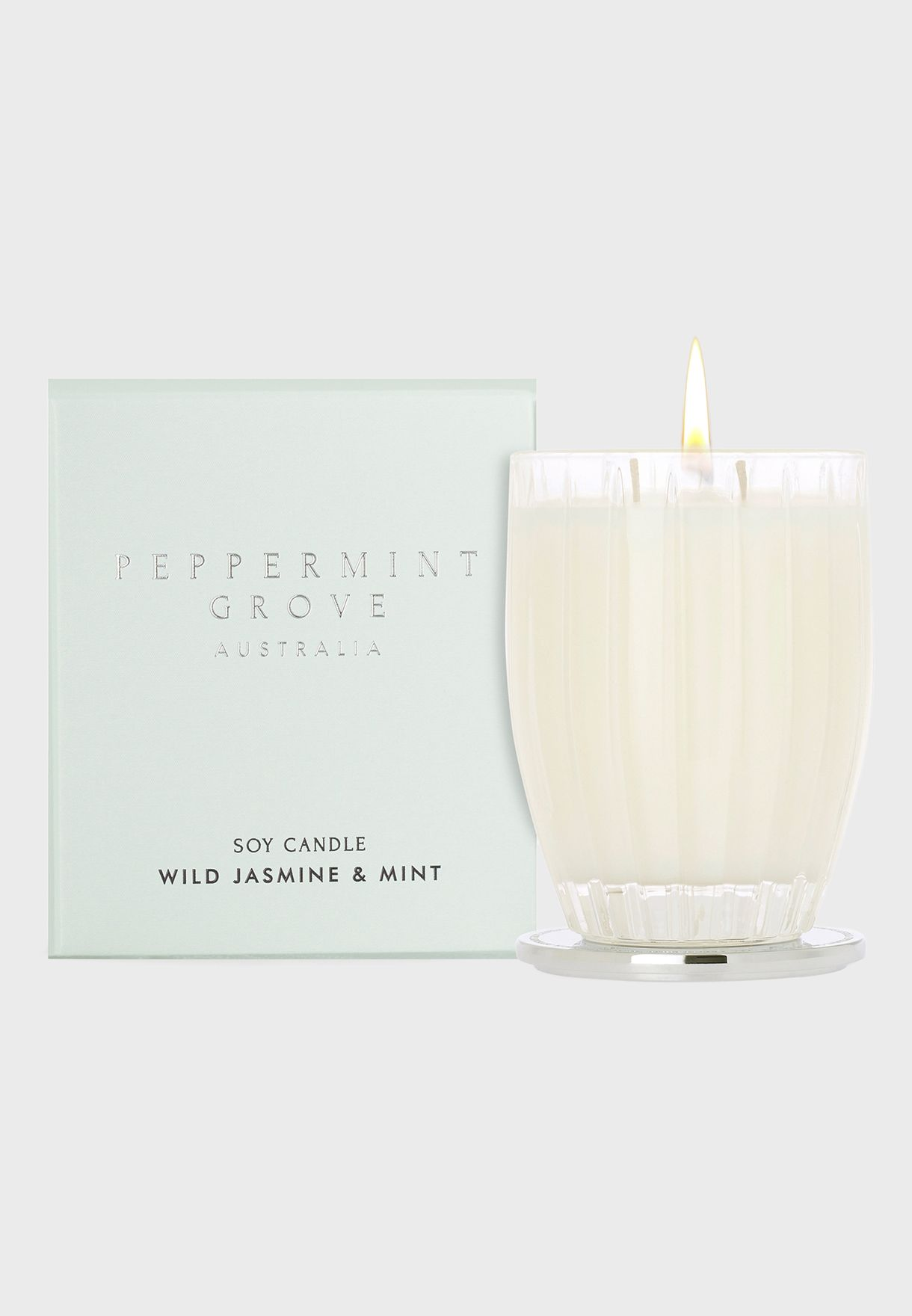 Wild Jamine & Mint Candle 350G