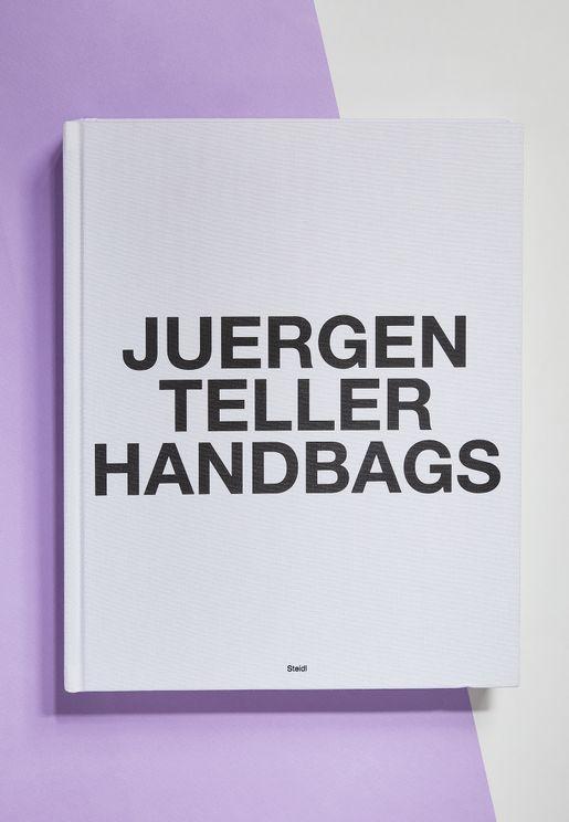 """كتاب """"شنط يورجن تيلر"""""""
