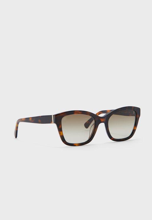 Lo632Sp Oval Shape Sunglasses