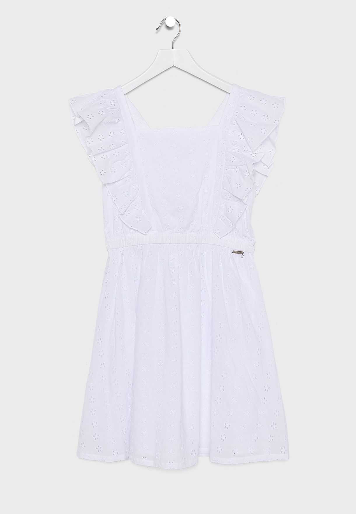 Kids Frill Detail Dress