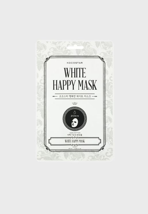 Intensive Cleansing Happy Face Mask