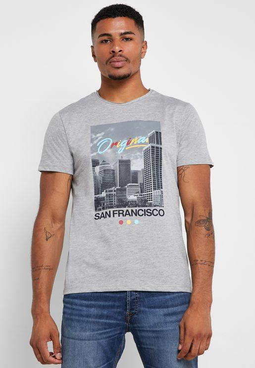 Endless Regular Fit T- Shirt