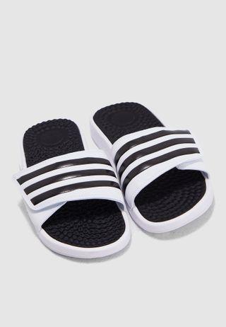 5c3d1d9fabea Shop Nike white Jordan Hydro 7 Slides AA2517-101 for Men in UAE ...