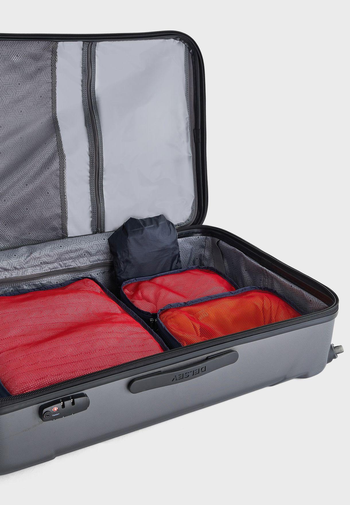 4 Pack Travel Organizer