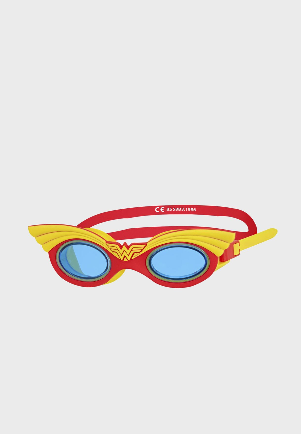 Youth Character Wonder Woman Swimming Goggles