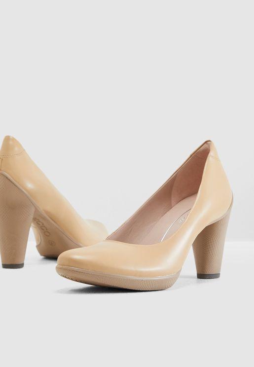 حذاء جلد اصلي مريح