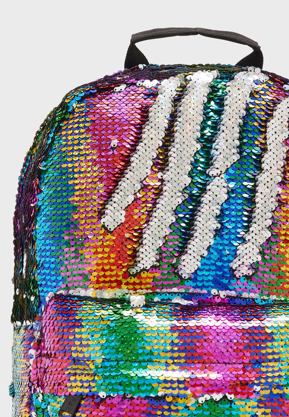 Charmed Sequins Backpack