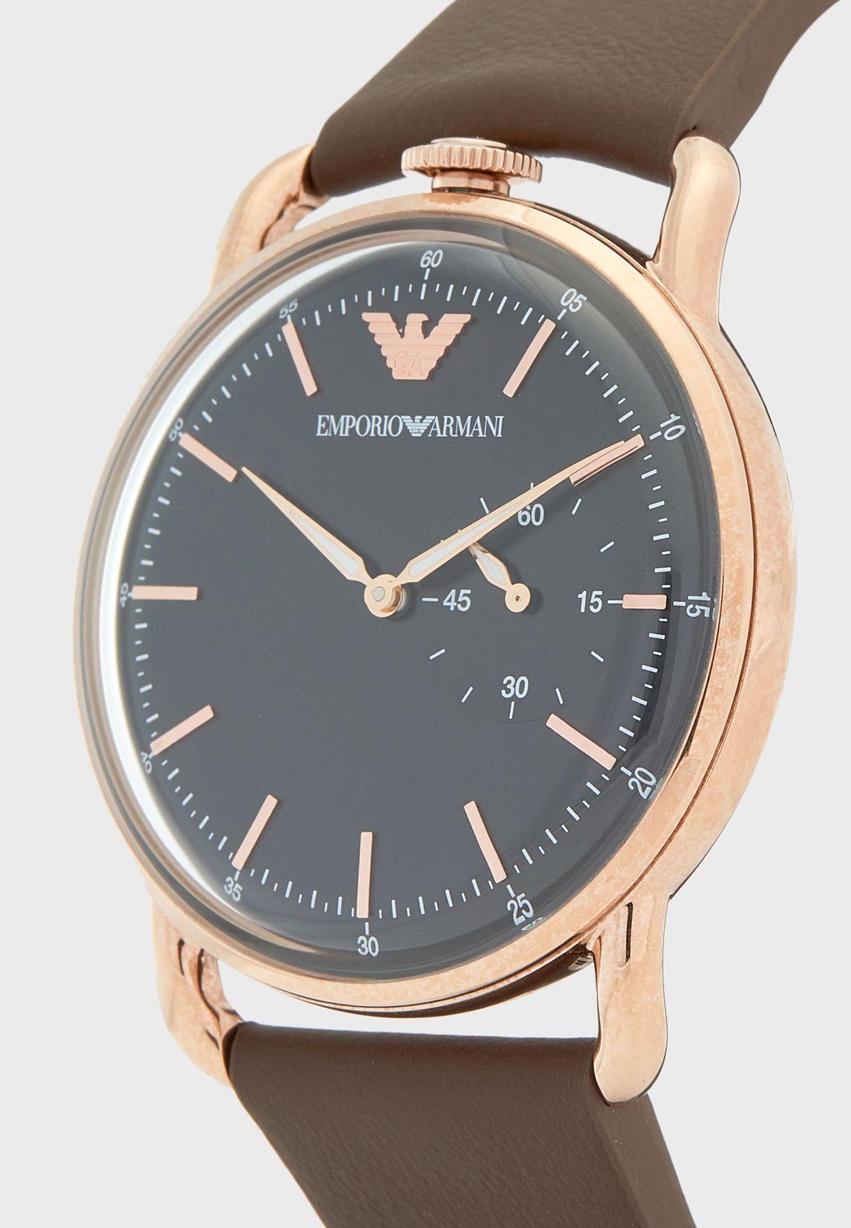 AR11337 Analog Watch