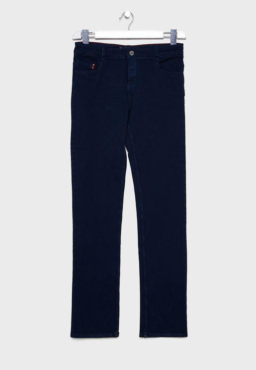 Teen Stretch Skinny Jeans