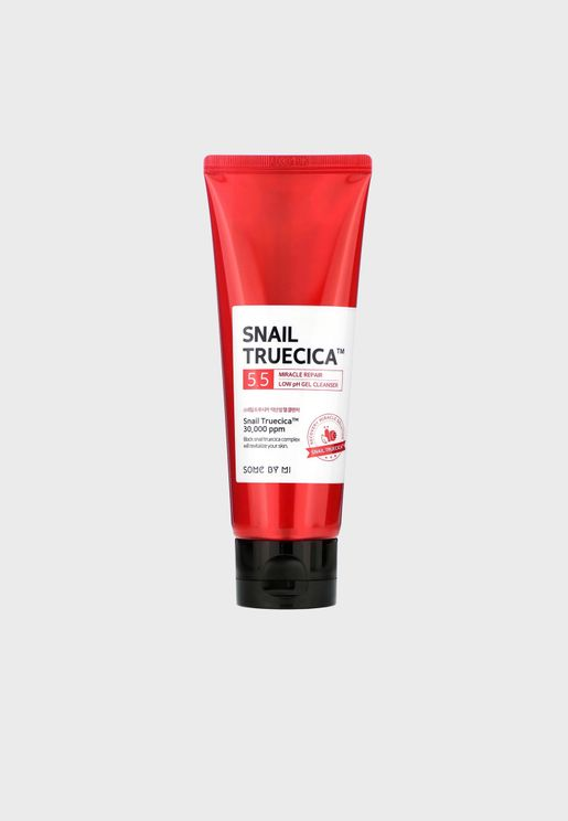 Snail Truecica Miracle Repair Low Ph Gel Cleanser