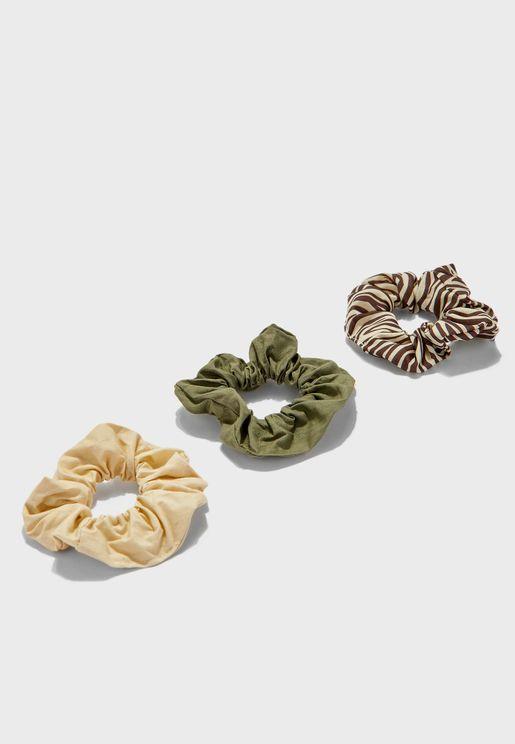 Multipack Scrunchies