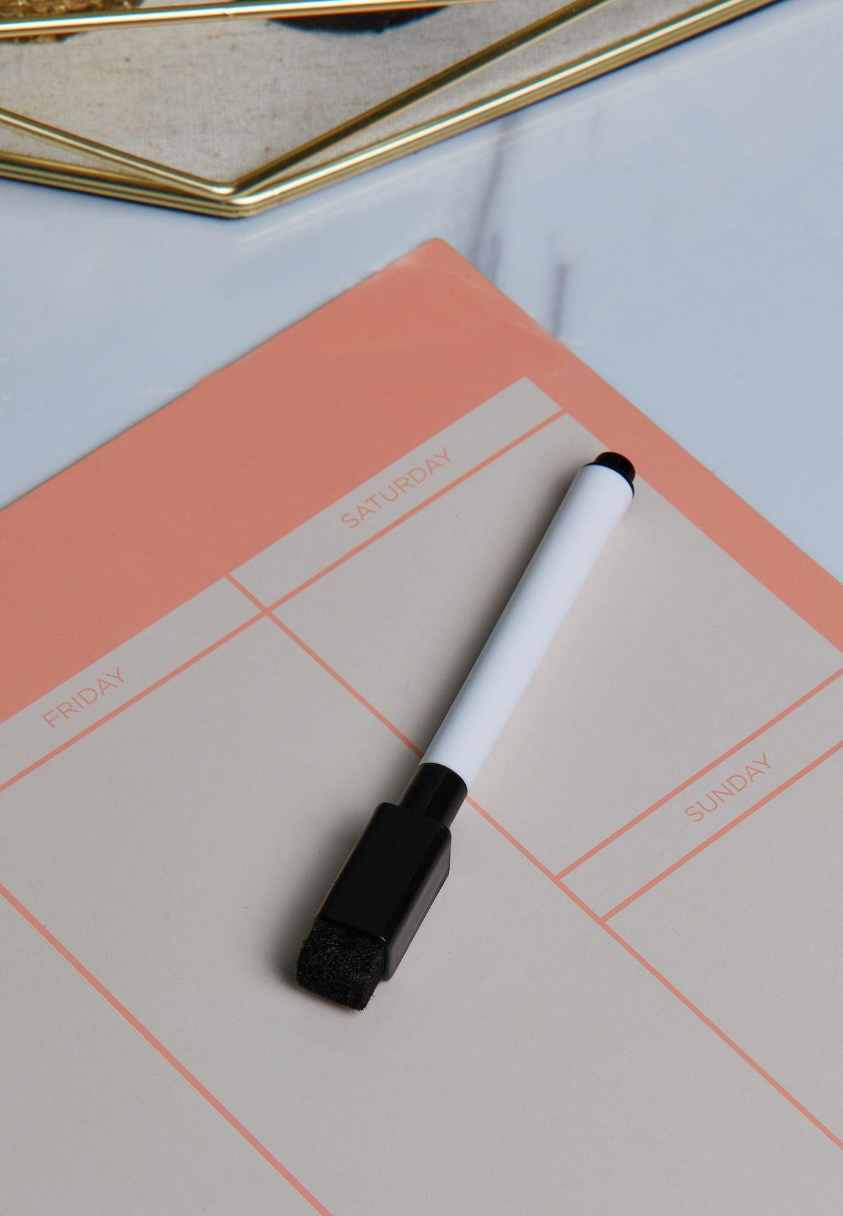 دفتر تخطيط مغناطيسي