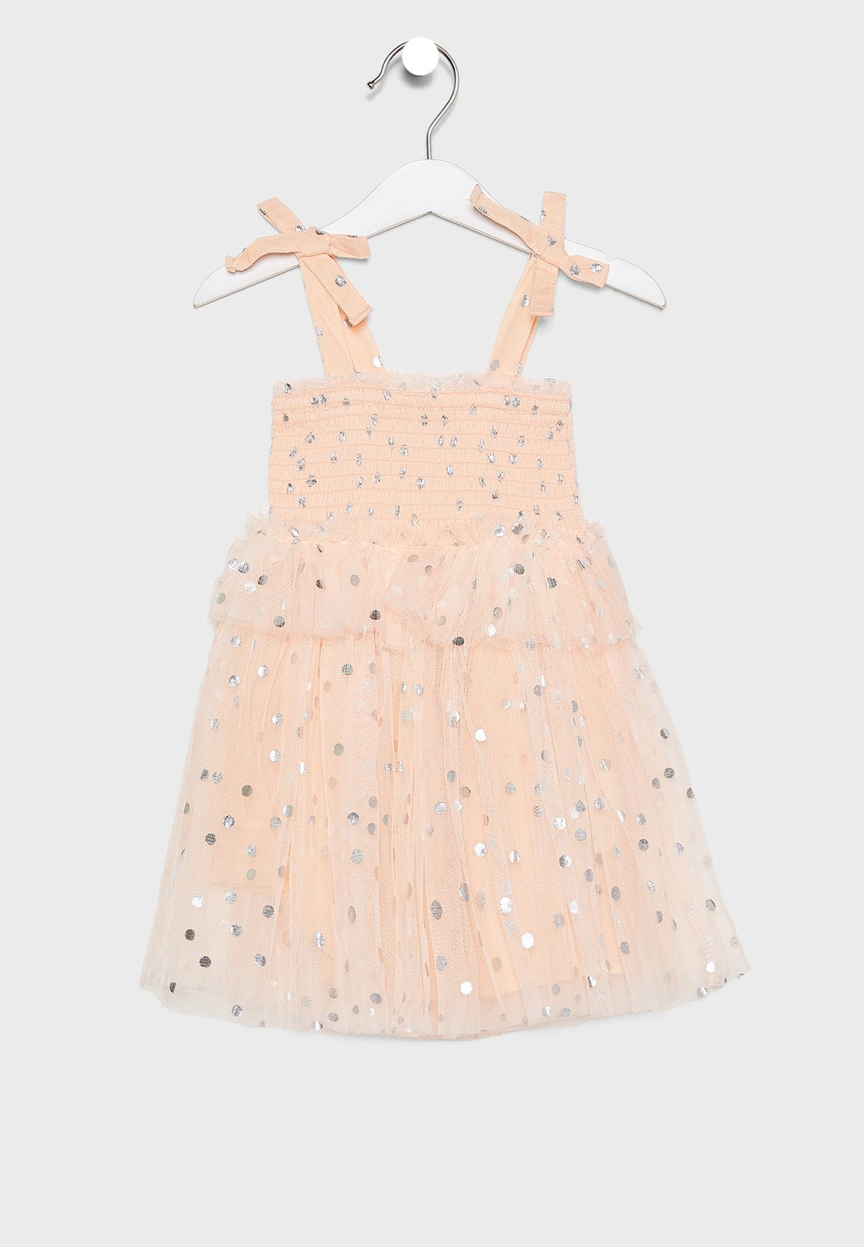 Kids Embellished Dress