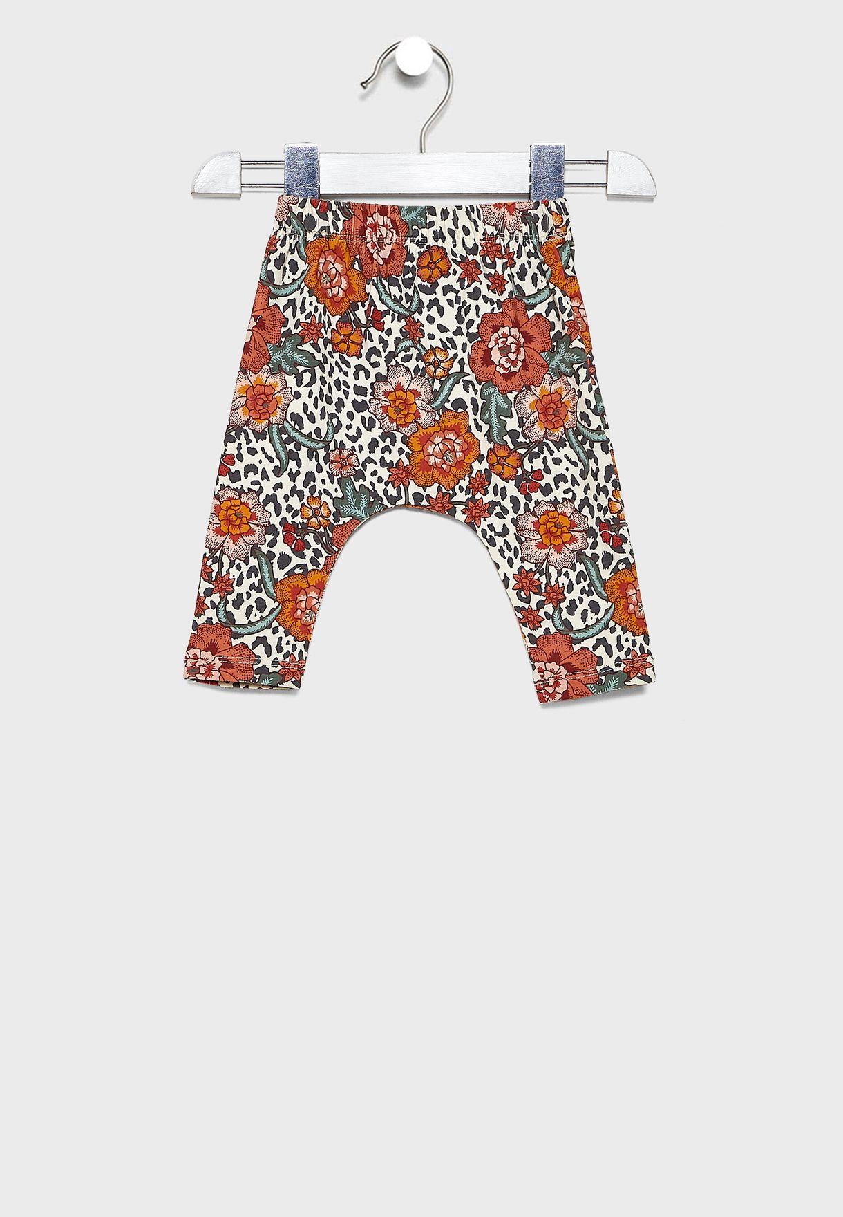 Infant Printed Leggings
