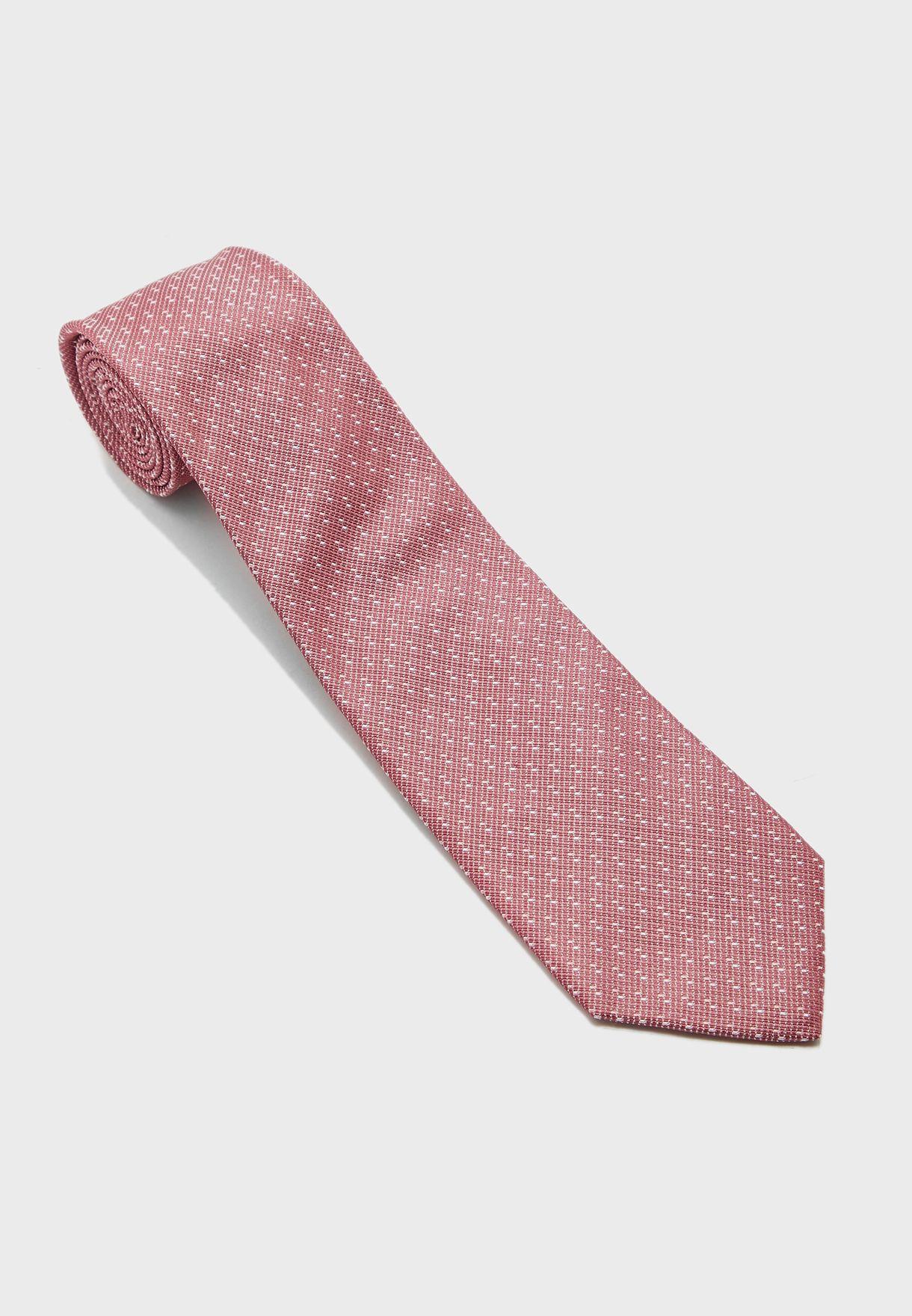ربطة عنق سادة
