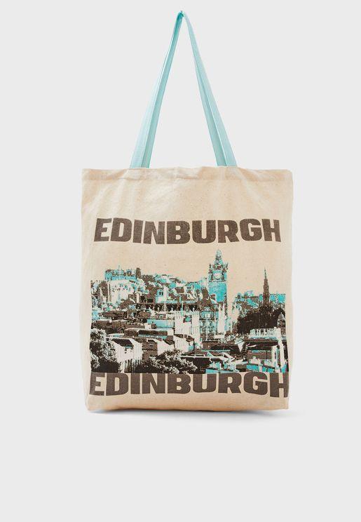 Edinburgh Printed Shopper