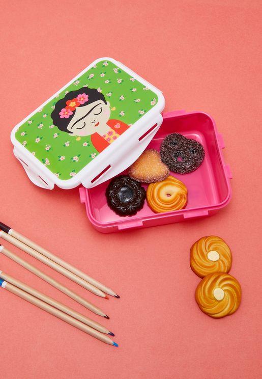 Frida Boho Fiesta Lunch Box