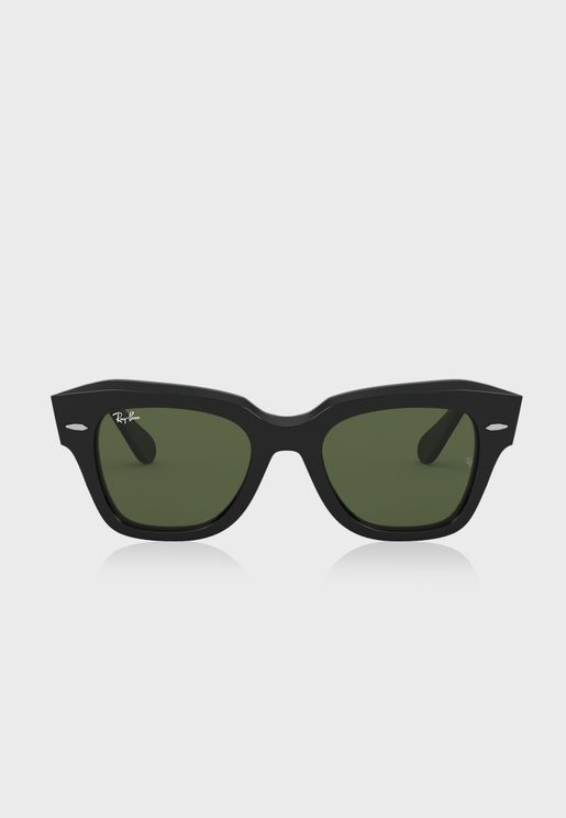 0RB2186 Wayfarer Sunglasses