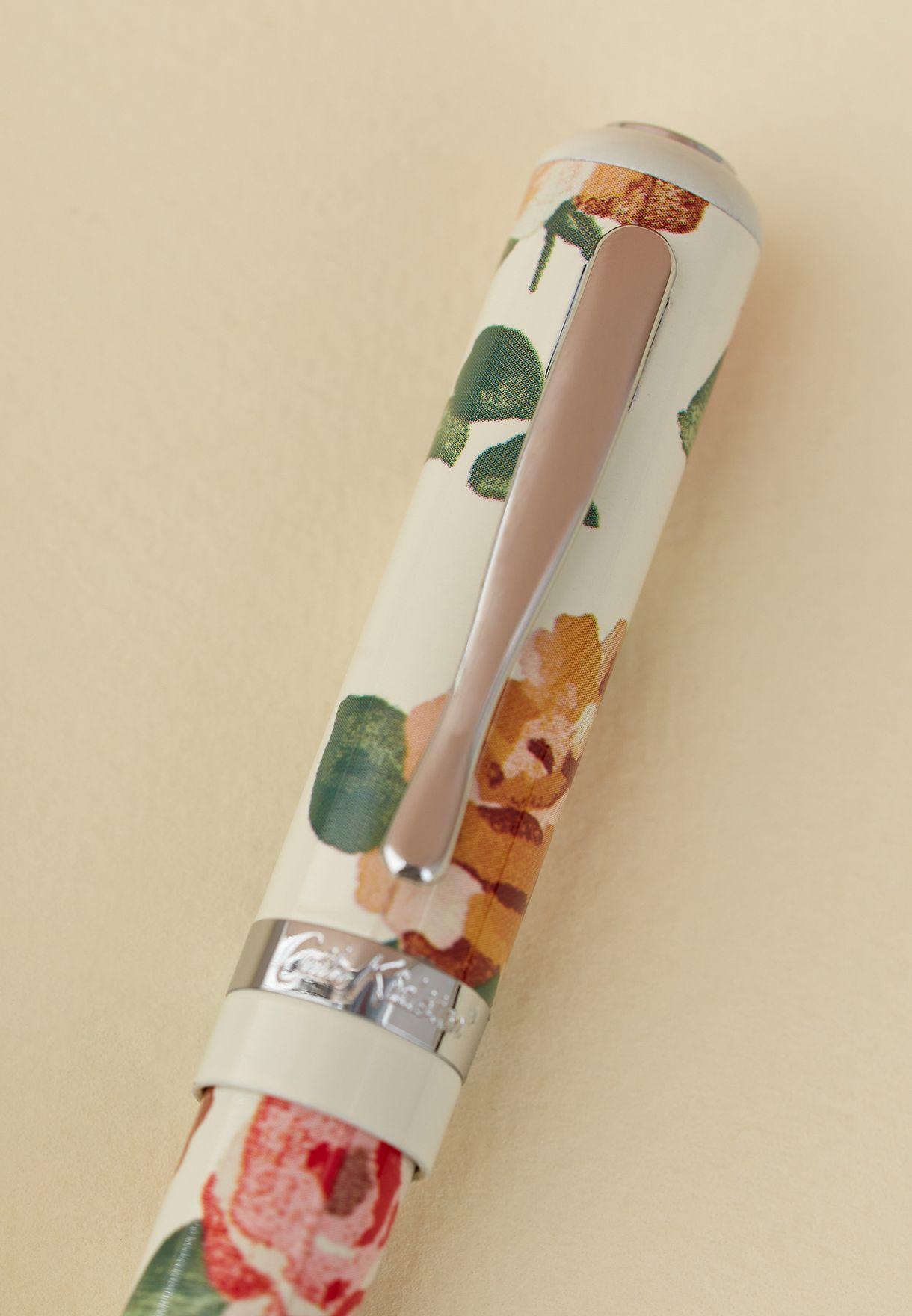 قلم حبر مطبع