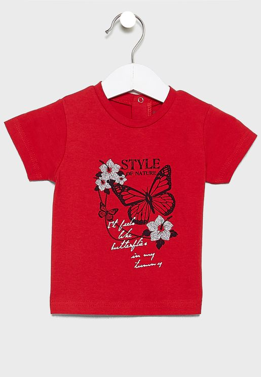Infant Butterfly T-Shirt