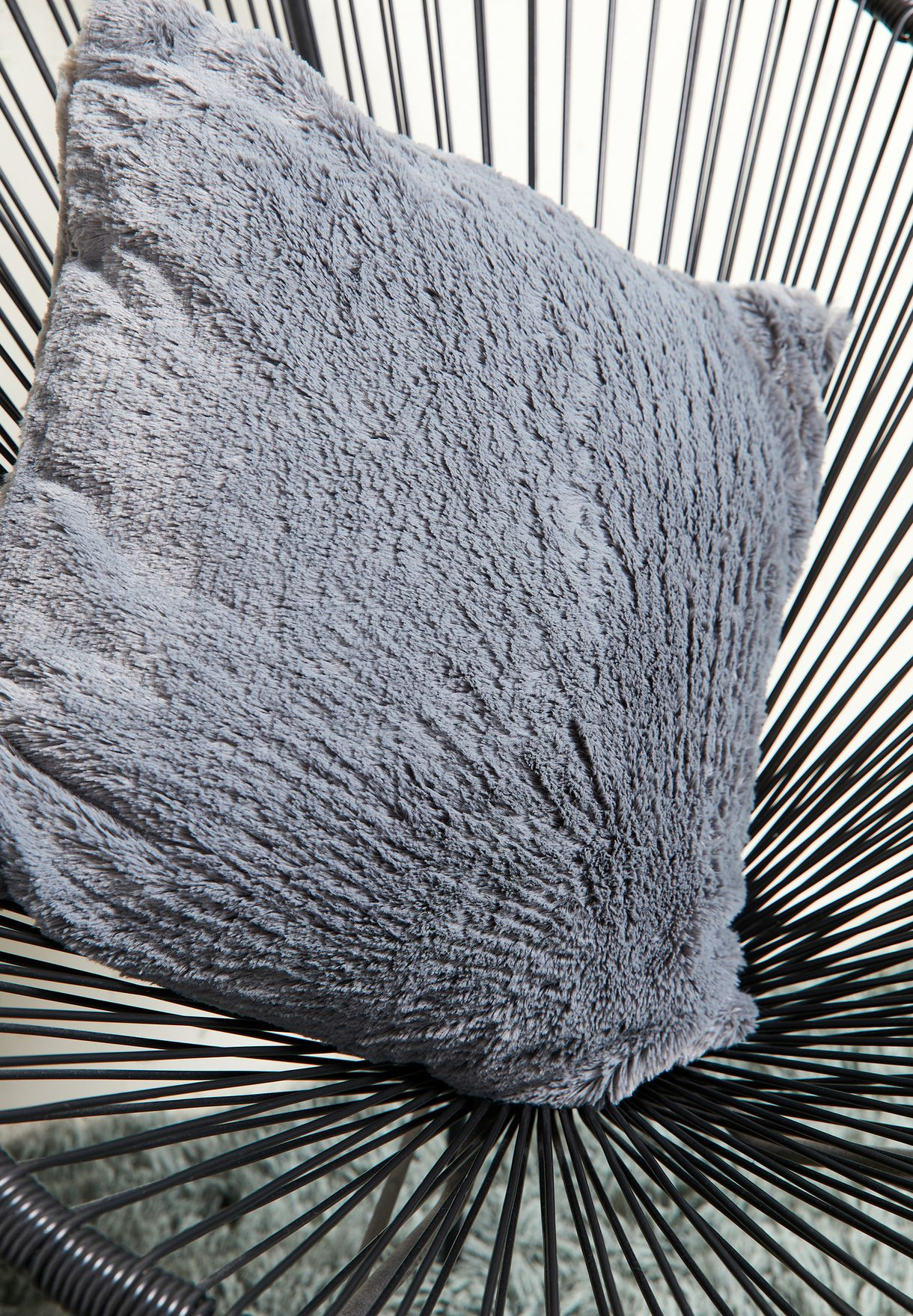 Suede Cushion With Insert 45cm x 45cm