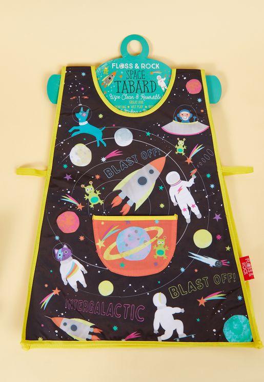 مريول الفضاء للاطفال