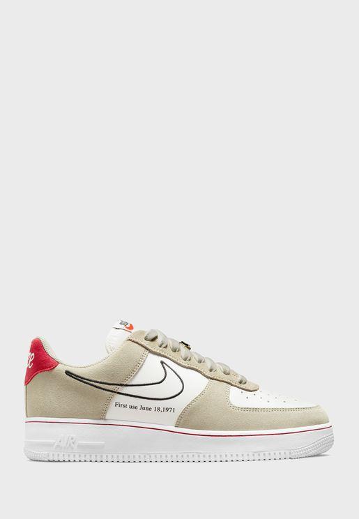 حذاء اير فورس 1 '07 ال في8 اس50