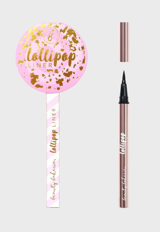 Smudge Proof Lollipop Liner