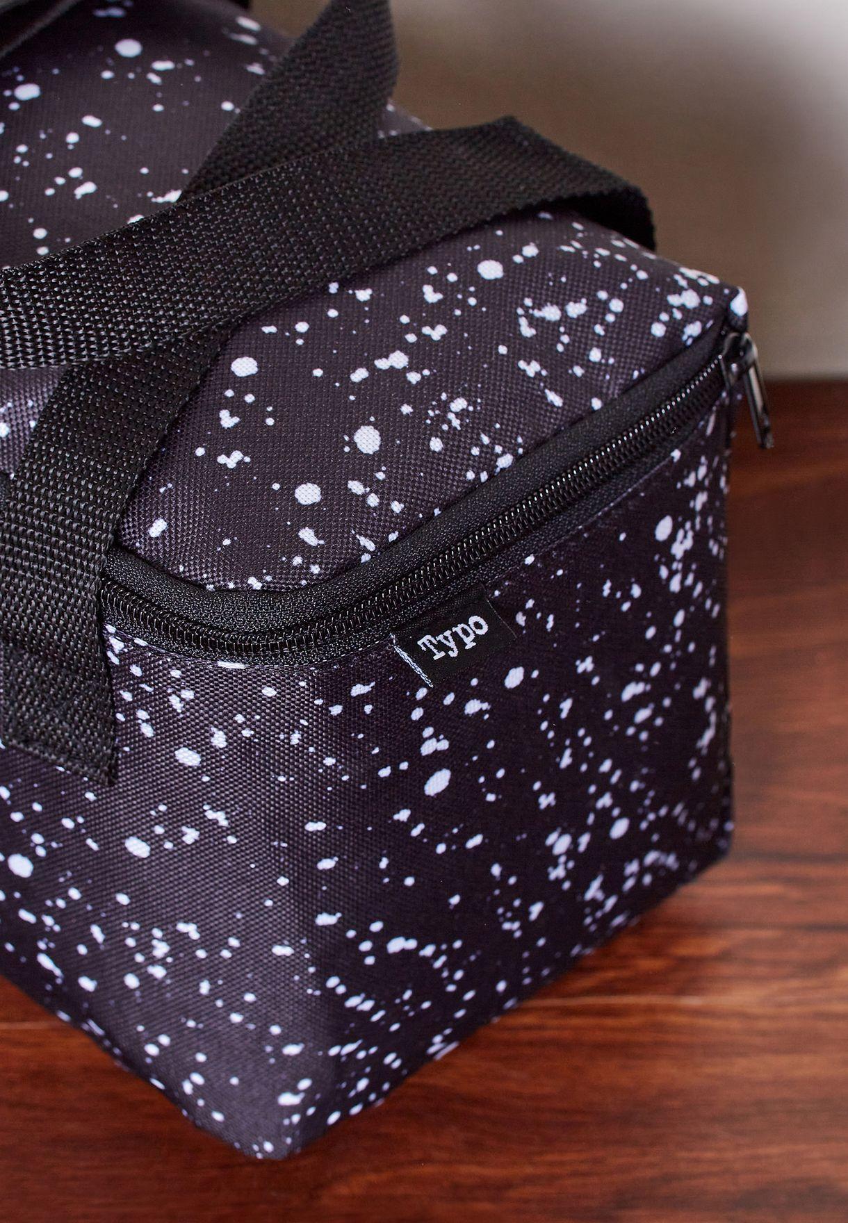 Splatter Lunch Bag