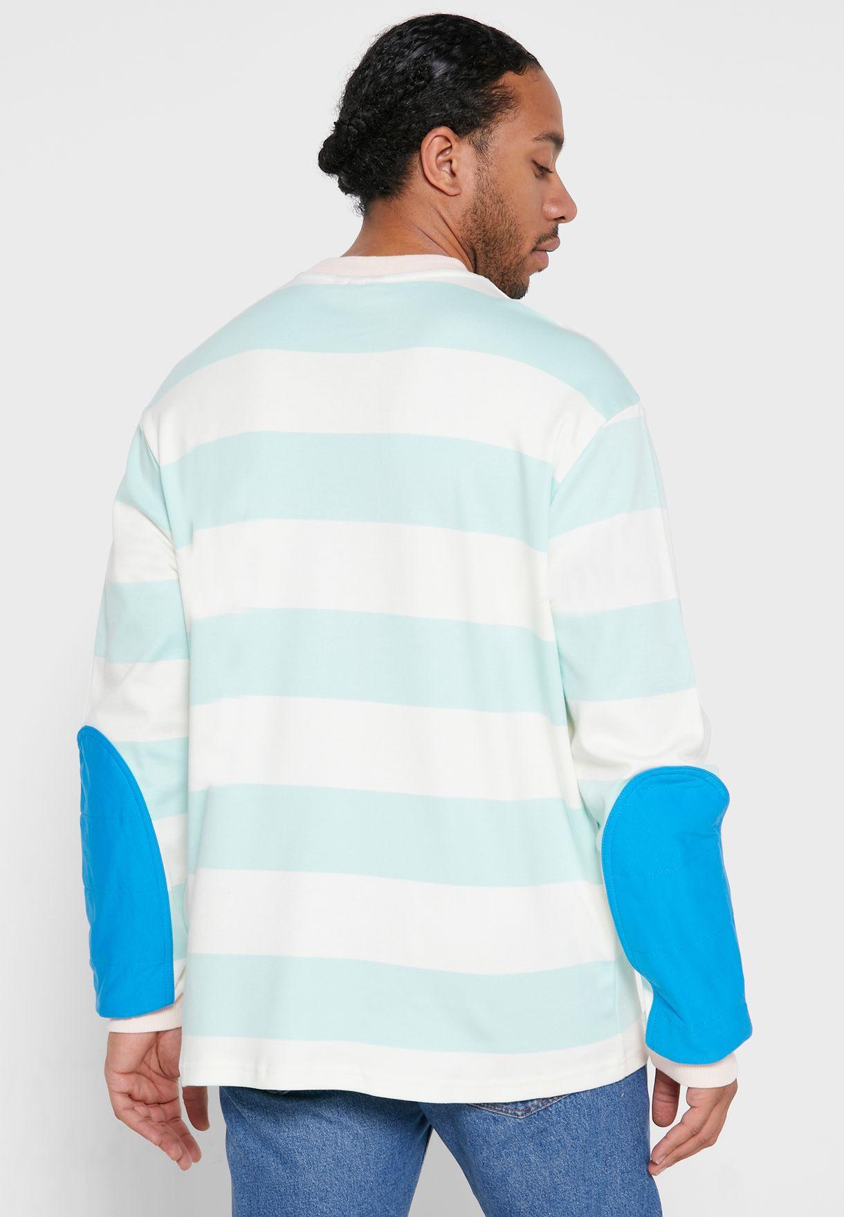 Cold Hawaii Loose Sweatshirt