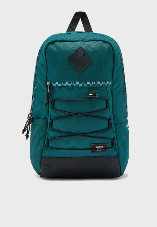 Harry Potter Slytherin Snag Backpack