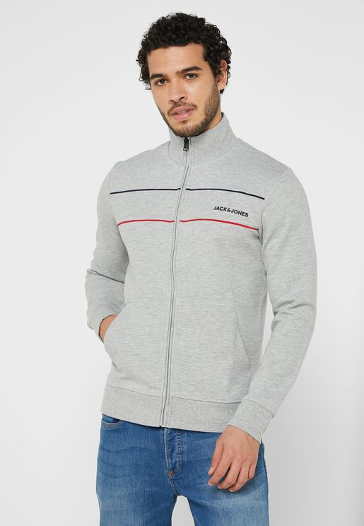 Essential Track Jacket
